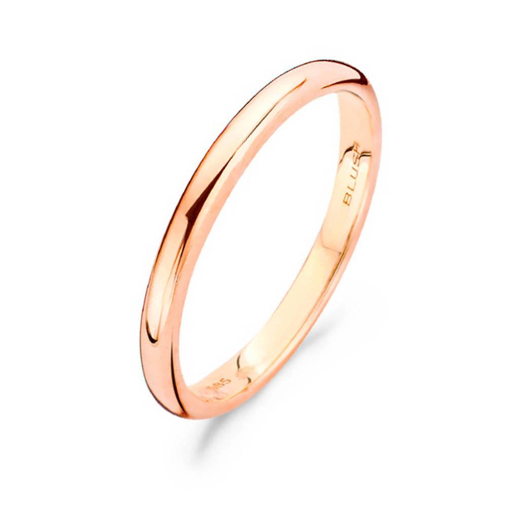 Blush ring 1117RGO, rosegoudkleurig