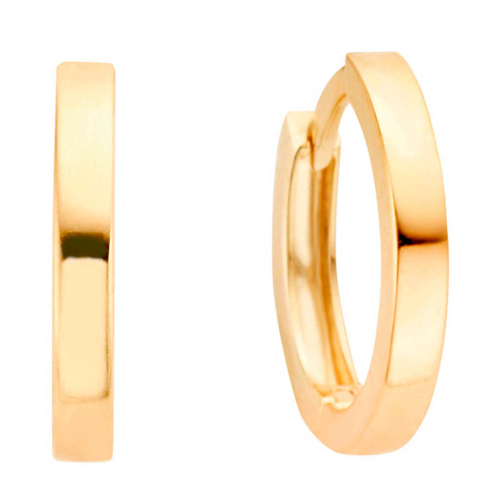 Blush gouden oorbellen 7202YGO, Goudkleurig