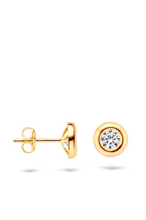 gouden oorbellen 7153YZI