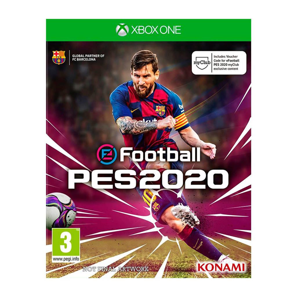 eFootball PES 2020 (Xbox One), -