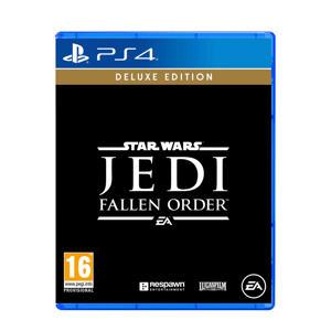 Star Wars Jedi: Fallen Order Deluxe Edition (PlayStation 4)