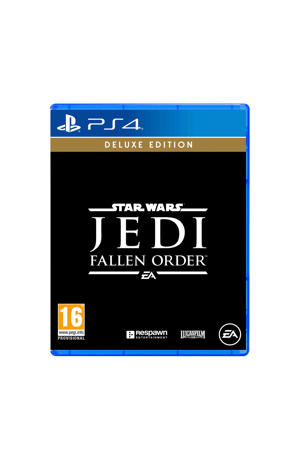 Star Wars Jedi: Fallen Order Deluxe Edition (PlayStation 4)