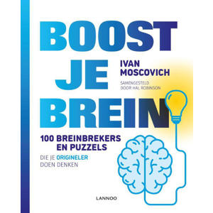 Boost je brein - Ivan Moscovich