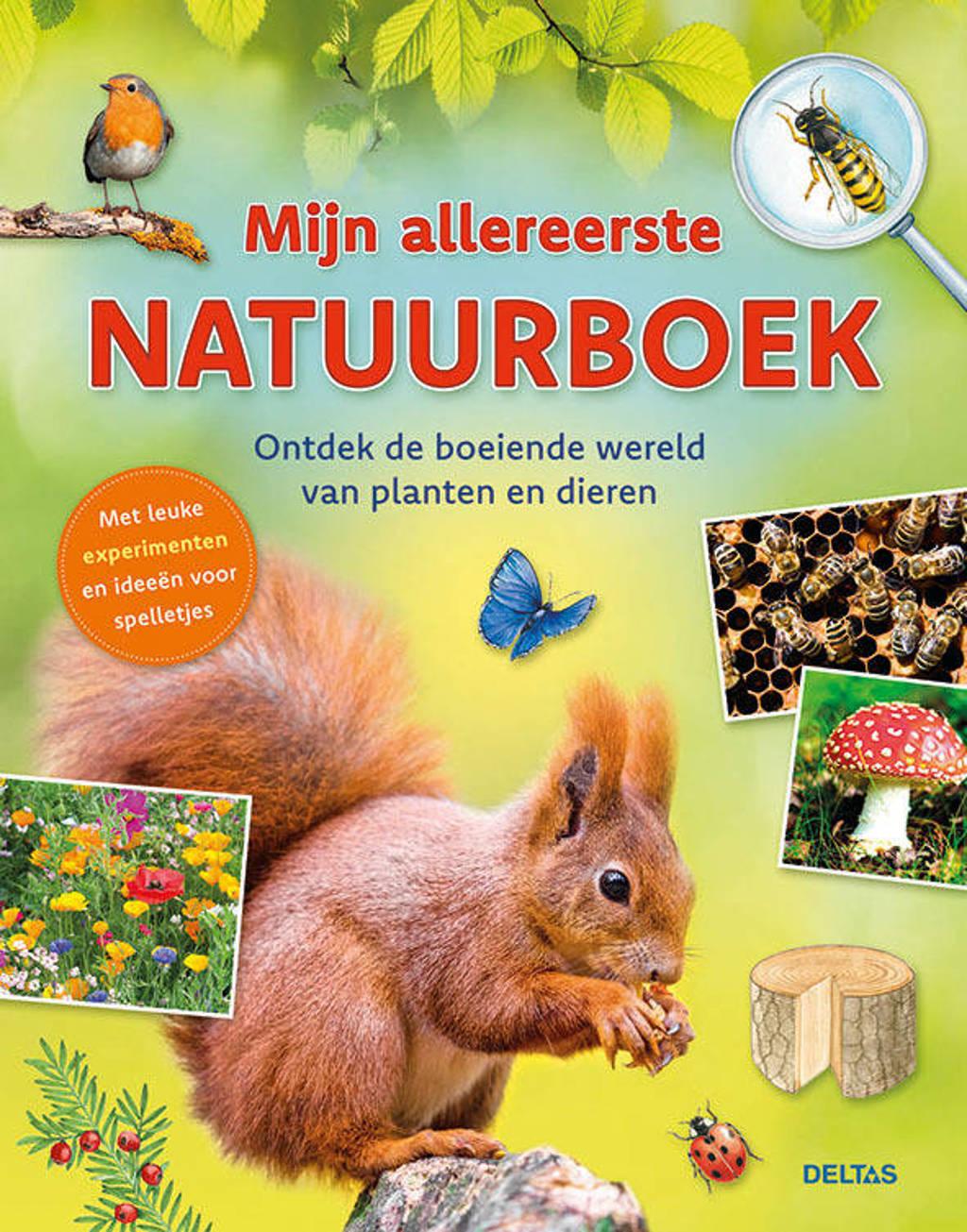 Mijn allereerste natuurboek - Angelika LENZ