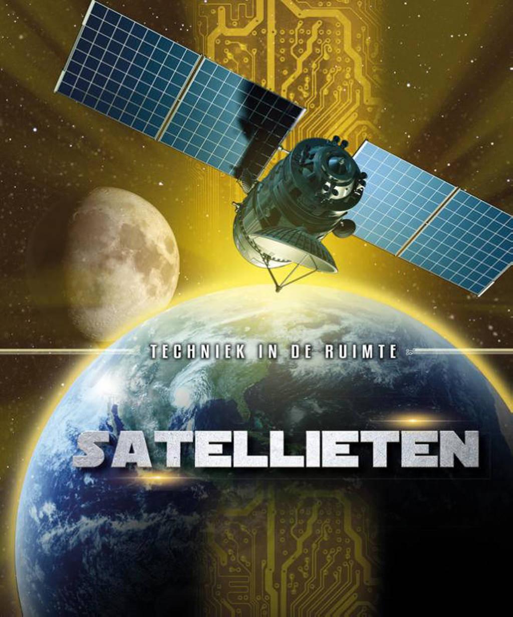 Techniek in de ruimte: Satellieten - Allan Morey