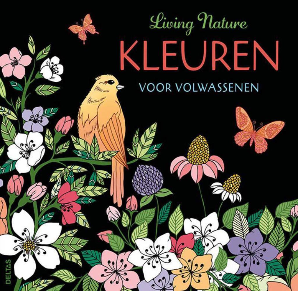 Living nature-Kleuren voor volwassenen - ZNU