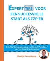 Experttips boekenserie: Experttips voor een succesvolle start als zzp'er - Martijn Pennekamp