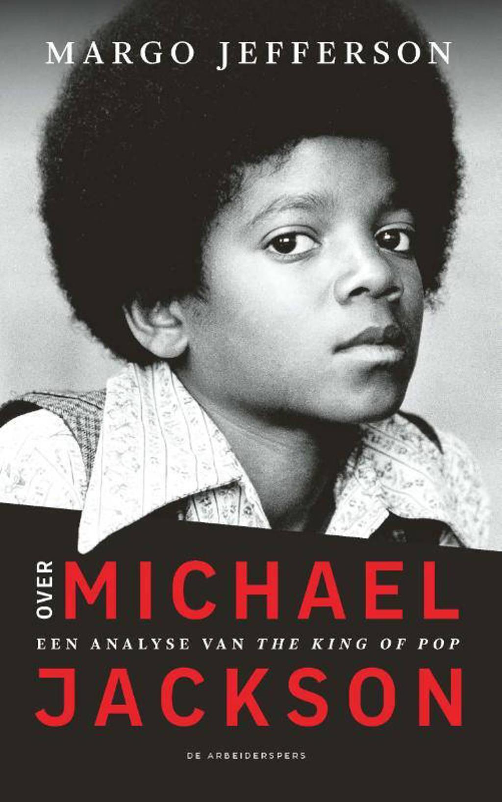 Over Michael Jackson - Margo Jefferson