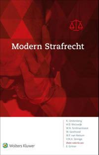 Modern Strafrecht - K. Lindenberg, H.D. Wolswijk en W.N. Ferdinandusse