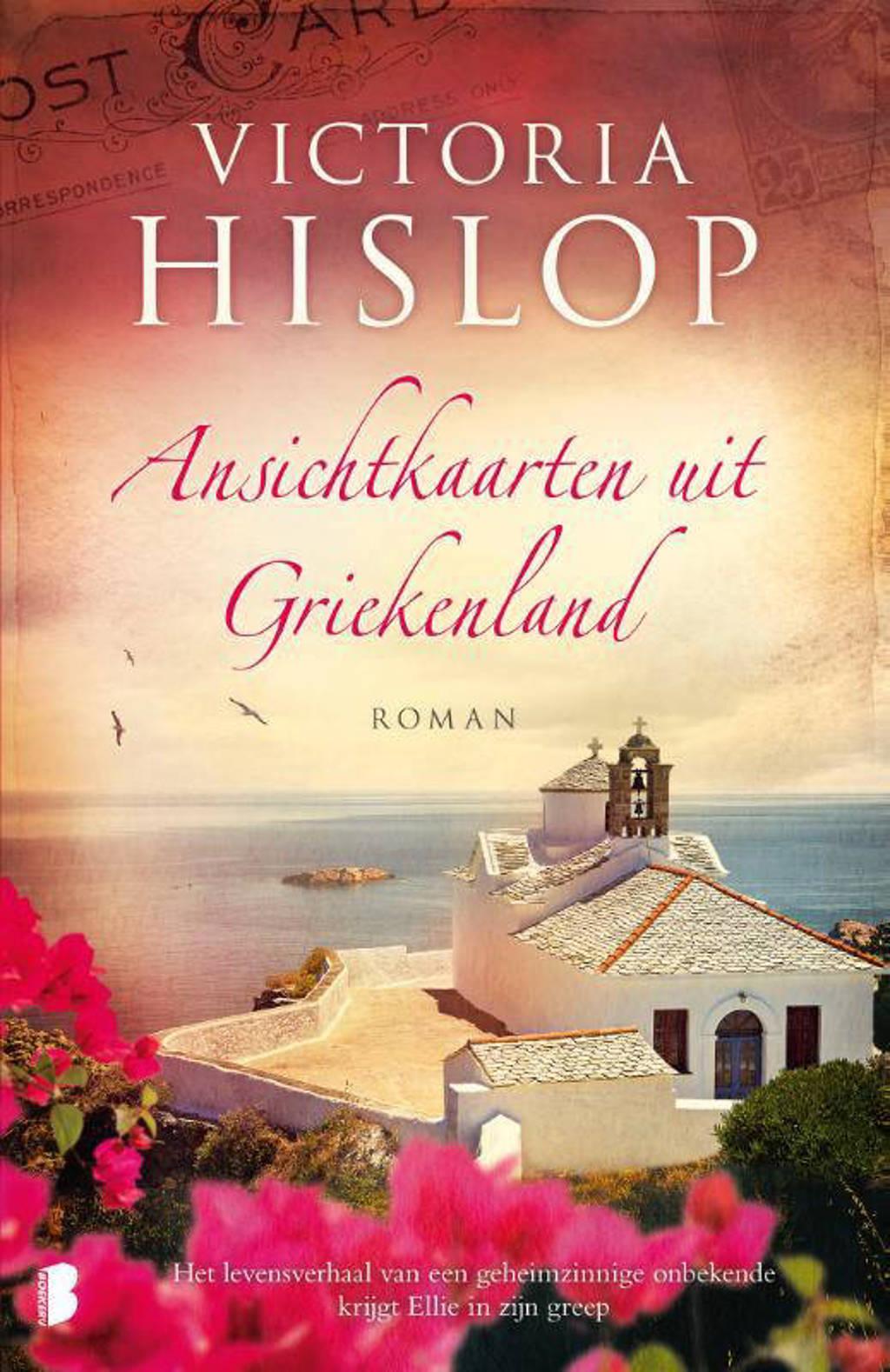 Ansichtkaarten uit Griekenland - Victoria Hislop