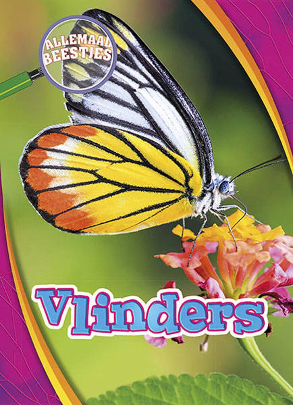Allemaal beestjes: Vlinders - Christina Leaf