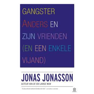 GangsterAnders en zijn vrienden - Jonas Jonasson