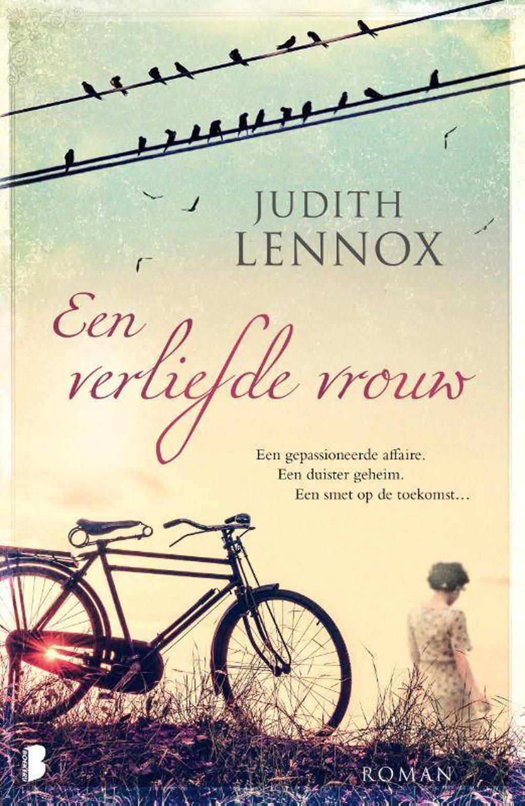 Een verliefde vrouw - Judith Lennox