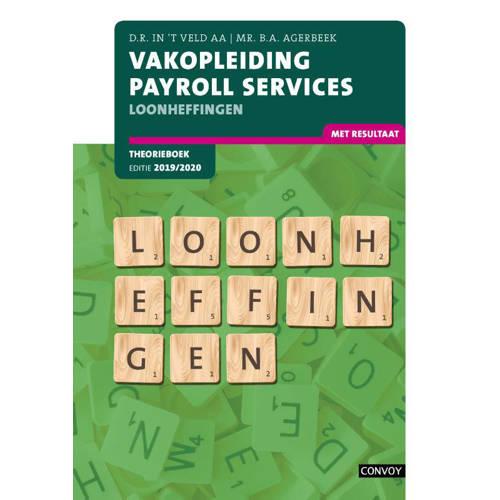 VPS Loonheffingen: 2019-2020: Theorieboek. D.R. in 't Veld, Paperback