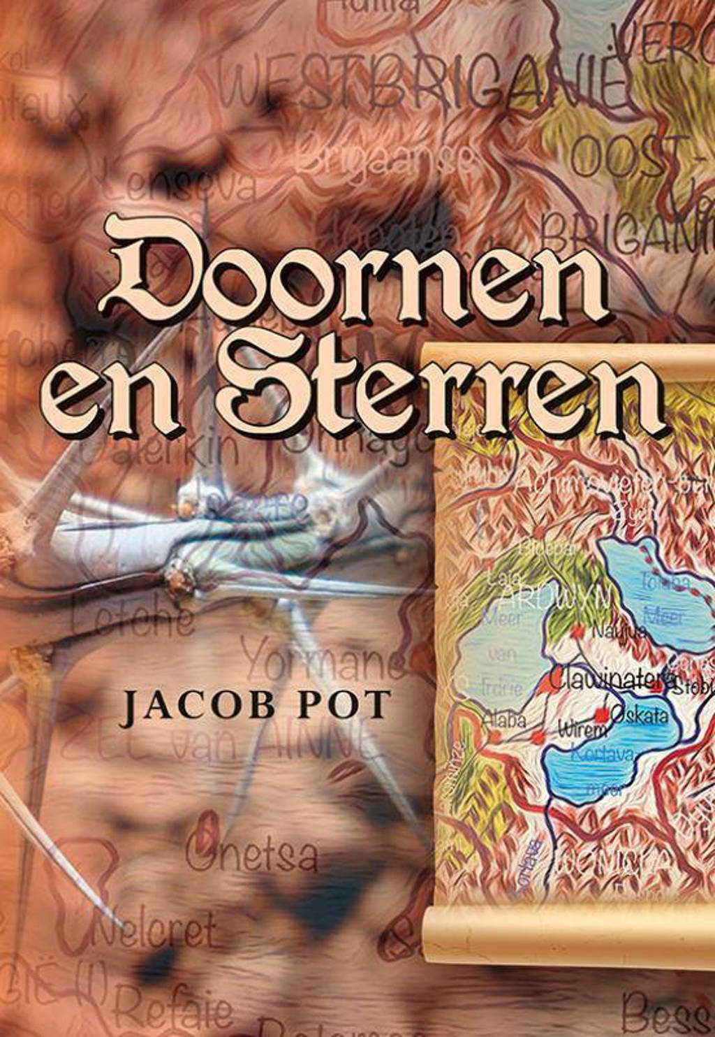 Doornen en Sterren - Jacob Pot