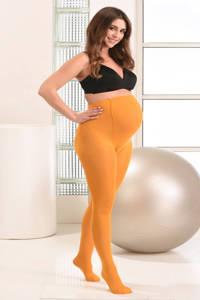 Mamsy zwangerschapspanty 60 denier geel, Geel