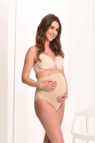 zwangerschapsslip beige