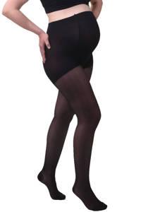 Mamsy ondersteunende zwangerschapspanty 40 denier zwart, Zwart