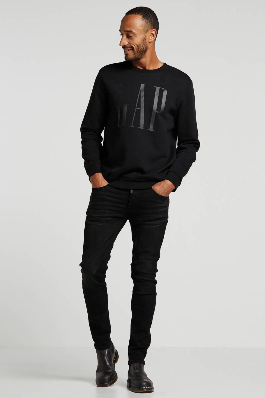 Tigha slim fit jeans Morty 900 black