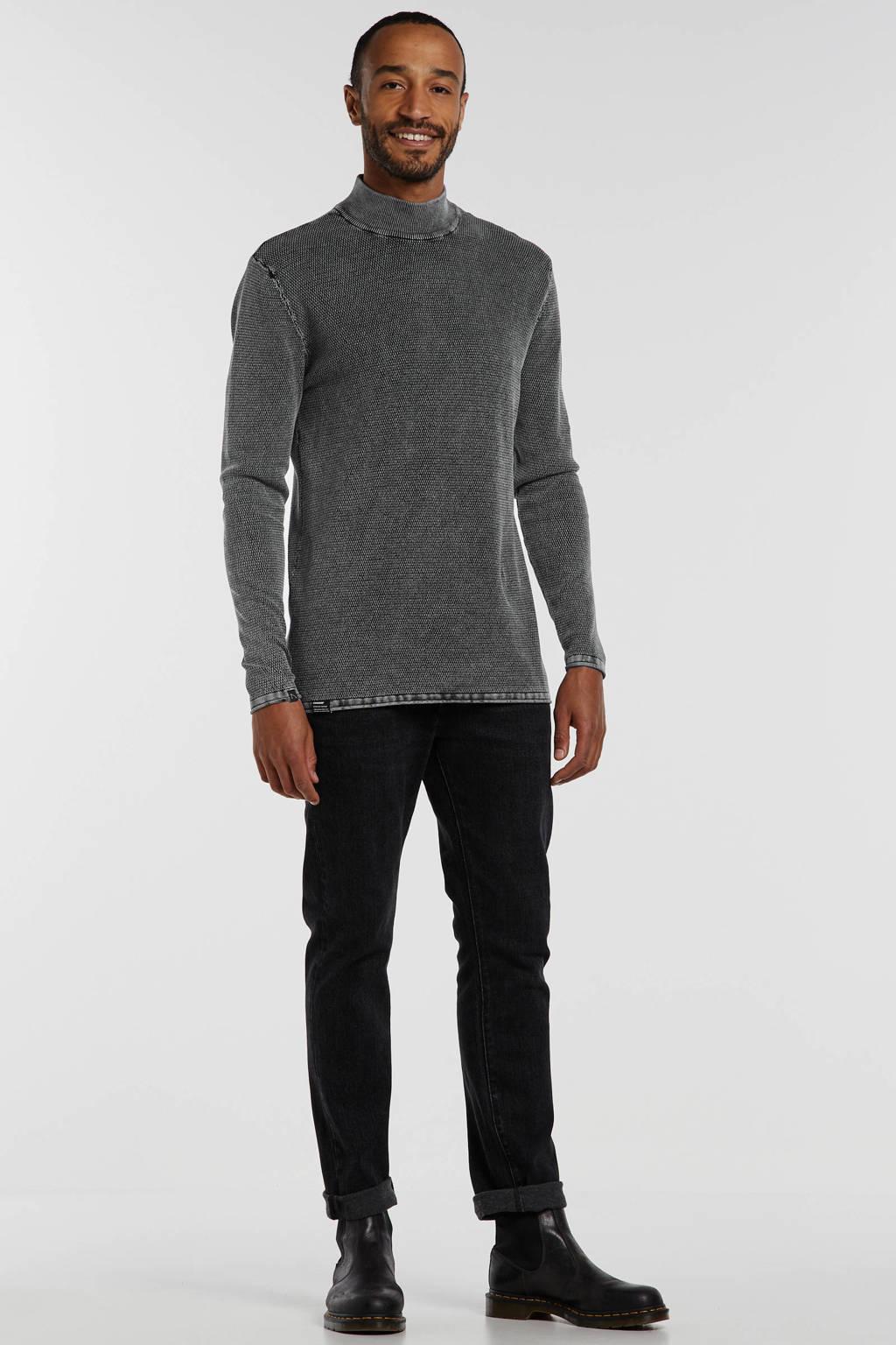Chasin' Trui grijs, Zwart/grijs