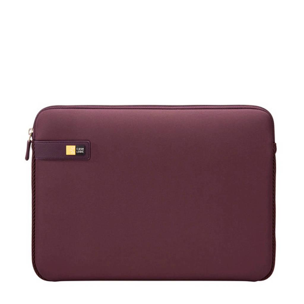 Case Logic LAPS-113 13,3 inch laptop sleeve, Paars