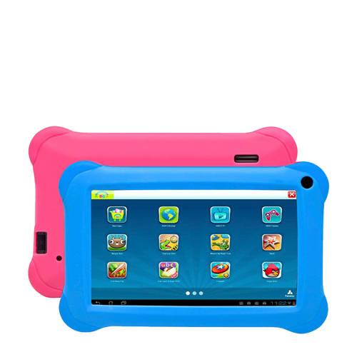 Denver Electronics TAQ-90073KBLUE-PINK kindertablet 16 GB Blauw, Roze
