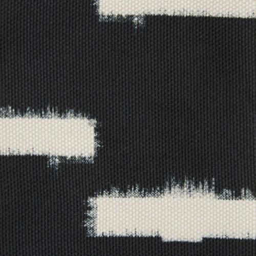 whkmp's own stofstaal zwart/wit