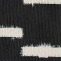 whkmp's own stofstaal zwart/wit, Zwart/wit