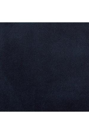 stofstaal velours donkerblauw
