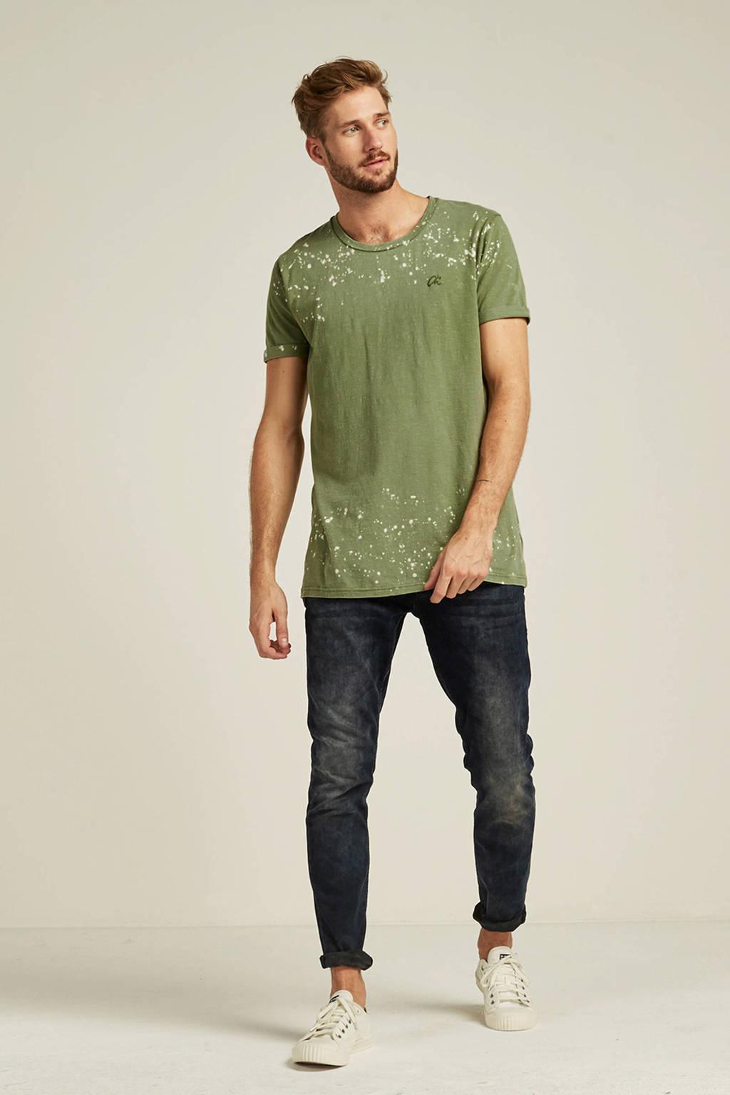 Chasin' slim fit jeans Ego Raven donkerblauw, Donkerblauw