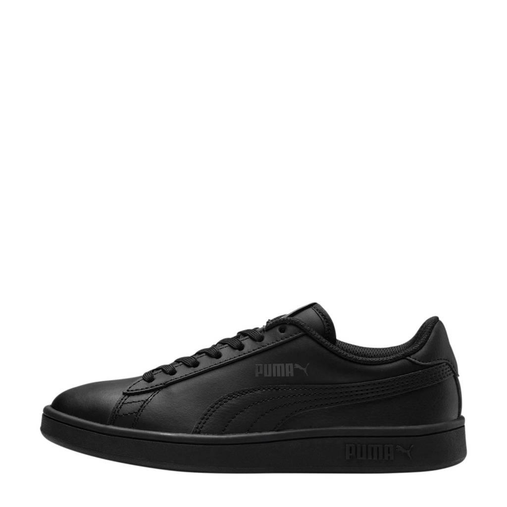 Puma  Smash v2 L PS sneakers zwart, Zwart