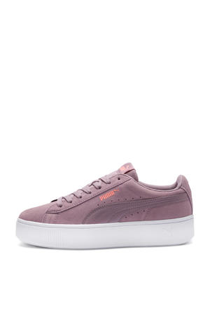 Vikky Stacked SD sneakers paars