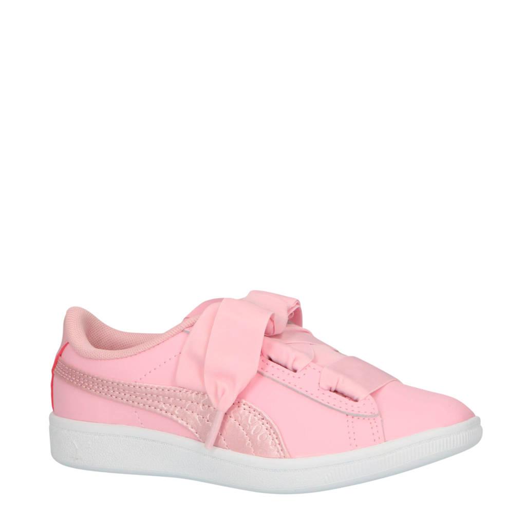 Puma Ribbon L Satin Vikky sneakers roze, Roze