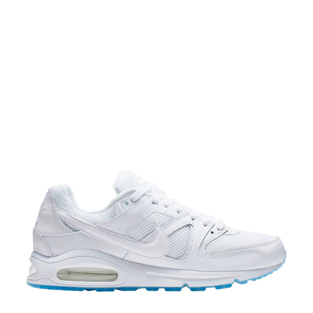 Nike Air Max Command sneakers wit, Wit