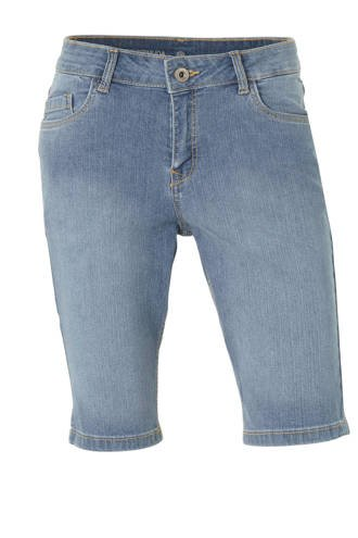 The Denim slim fit jeans short
