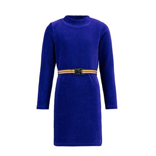 CKS KIDS jurk Granby blauw