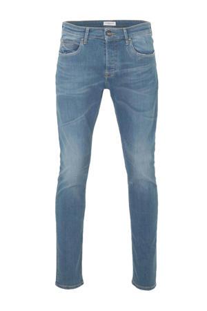 slim fit jeans denim green cast wash