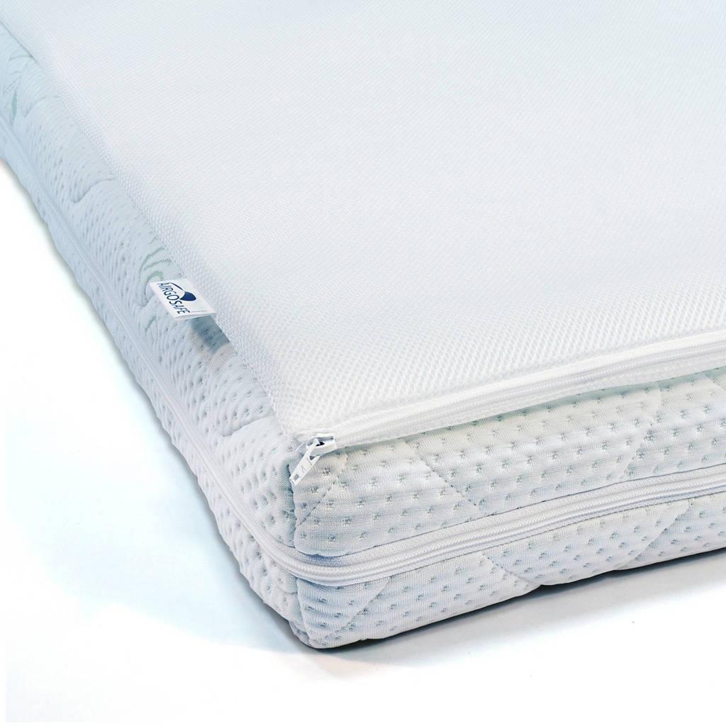 ABZ Airgosafe matras Tencel Combi+topper set HR30 70x140 (70x140 cm), Wit