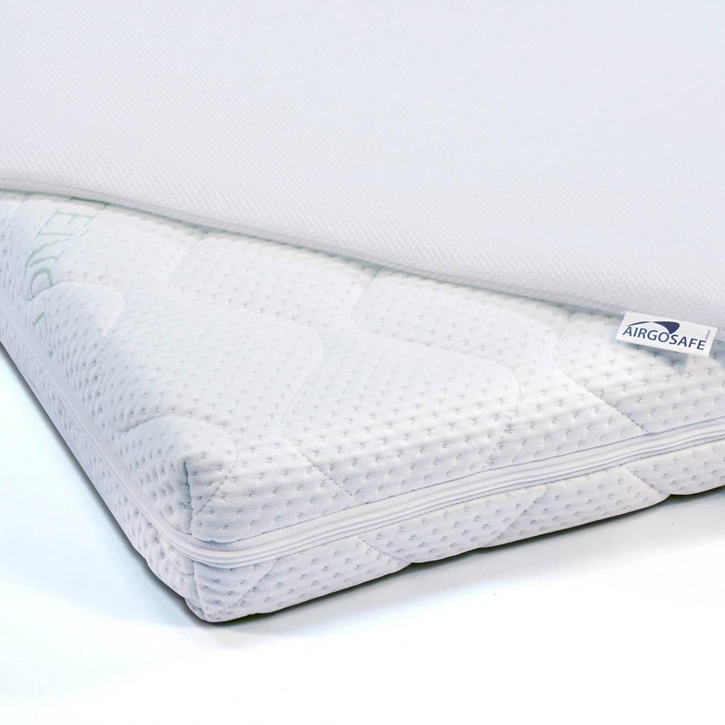 ABZ Airgosafe matrasbeschermer topper 70x150, Wit