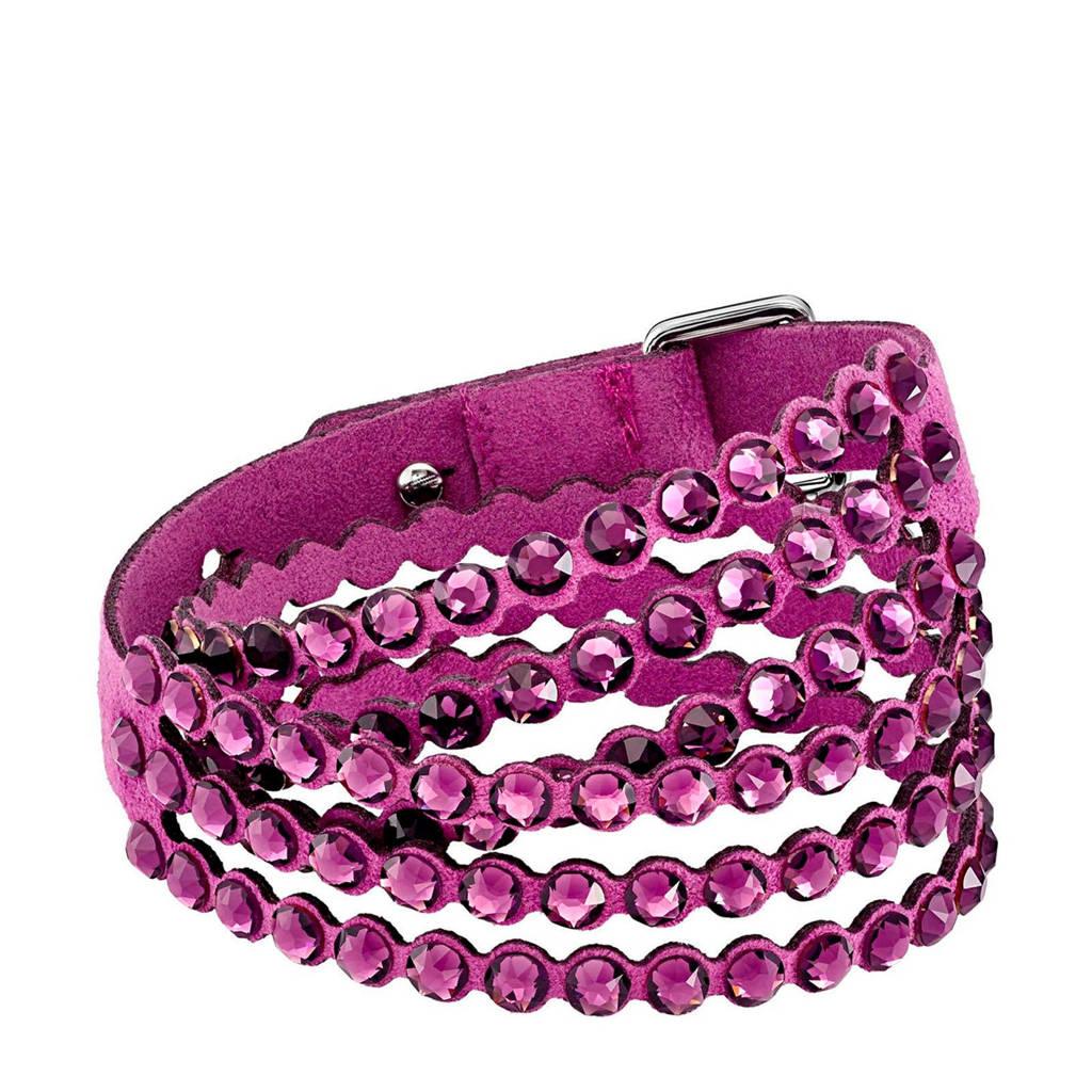 Swarovski armband 5511699 paars, Paars