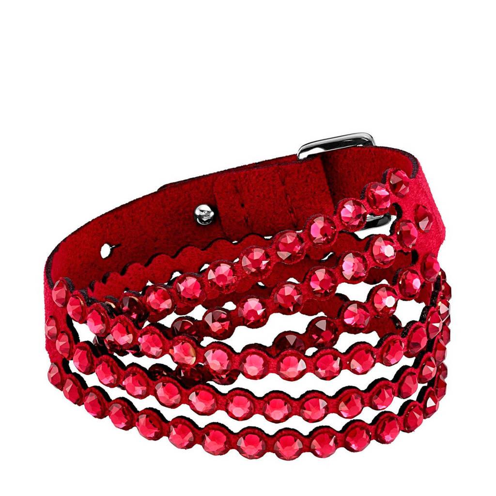 Swarovski armband 5511701 rood, Rood