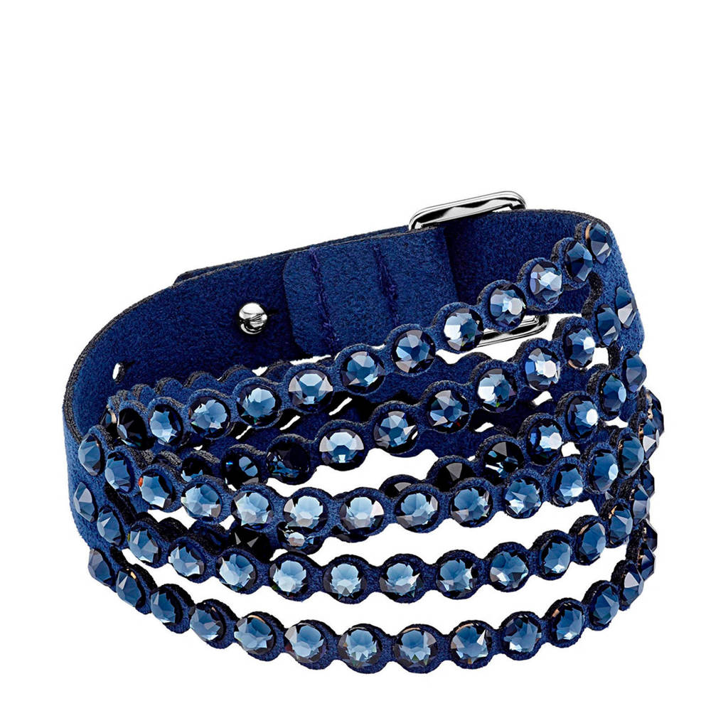Swarovski armband 5511697 blauw, Blauw
