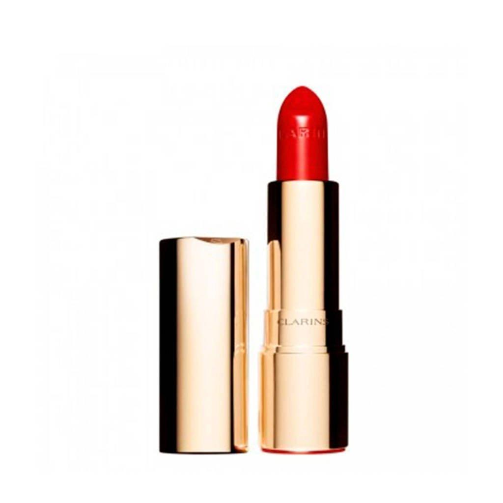 Clarins Joli Rouge lippenstift - 743 Cherry Red