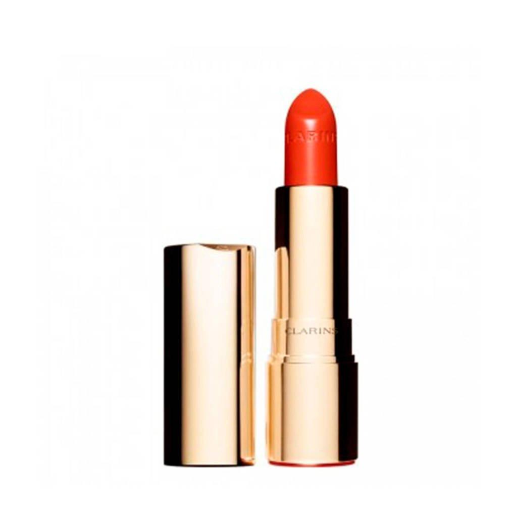 Clarins Joli Rouge Lippenstift - 701 Orange Fiz, 701 Orange Fizz