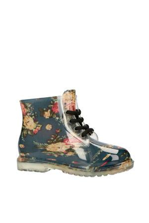 Yara regenlaarzen bloemenprint