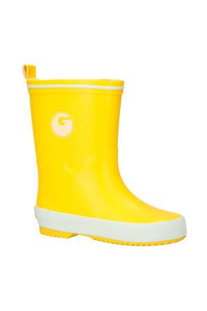 Groovy regenlaarzen geel kids