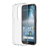 Nokia 4.2 telefoonhoesje, Transparant