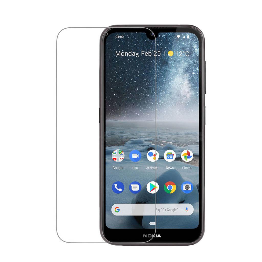 Azuri Nokia 4.2 screenprotector, Transparant