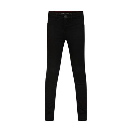 WE Fashion Blue Ridge skinny jeans Yfke zwart