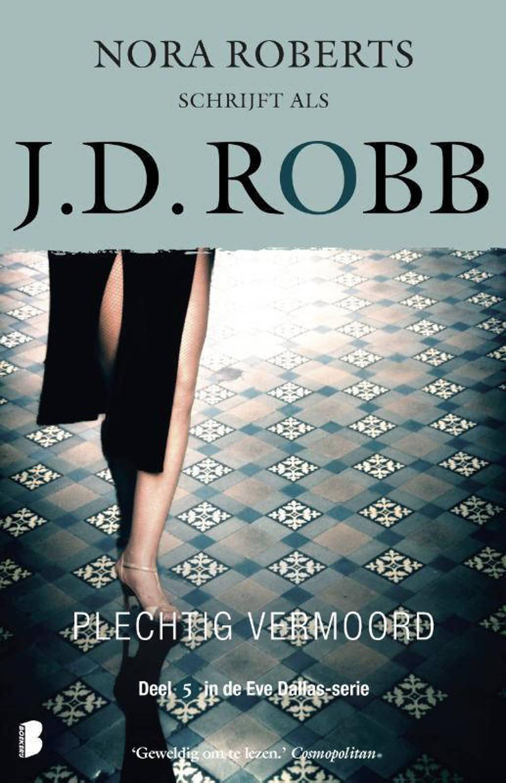 Eve Dallas: Plechtig vermoord - J.D. Robb